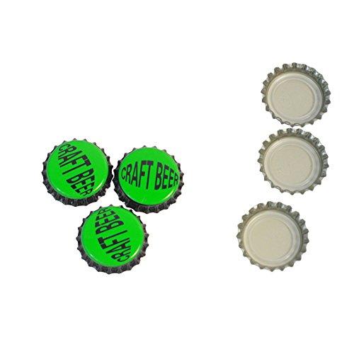 Tapas para botellas de cerveza artesanales