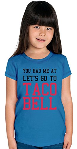 lets-go-to-taco-bell-funny-slogan-girls-t-shirt-12-yrs