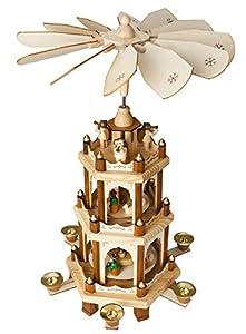 BRUBAKER Pirámide de Navidad de