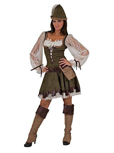 ROBIN HOOD Kostüm Frau 36 38 ()