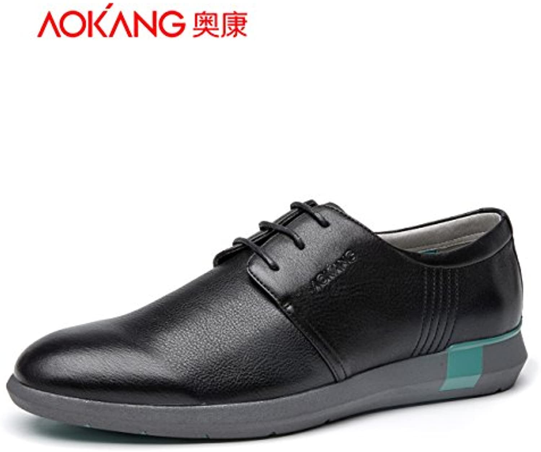 Aemember zapatos de hombre zapatos de hombre desgaste Sweat-Youth transpirable, zapatos de deporte y ocio ,43,