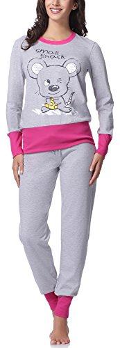 Italian Fashion IF Pijamas para mujer M007