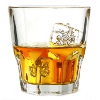 Arcoroc Granity - Lot de 24 verres bas pour liqueurs, eau, cocktails - 20 cl