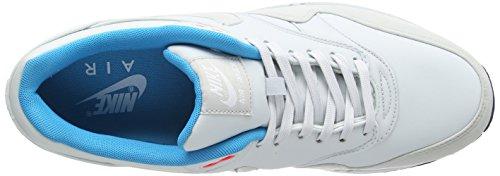 Nike  Air Max 1 Fb, Chaussures de running pour homme Blanc (Pure Platinum/Pr Pltnm/Bl Frc)