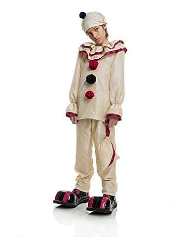 Charades Boys Horror Clown XL (Charades Halloween Kostüme)
