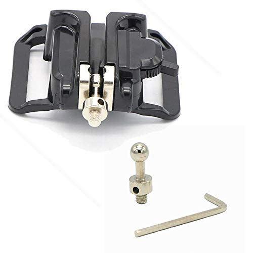 Kamera Taille Spinne Gürtel Holster Quick Strap Schnalle matt polierte Oberfläche für DSLR Digital SLR-Kamera