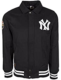 New Era MLB NEW YORK YANKEES Cotton Twill Jacket a9ff45e5b86