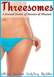 THREESOMES: 4 Sensual Stories of Passion & Pleasure
