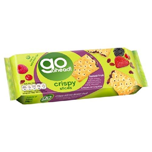 Go Ahead Crispy Fruit Slice Forest Fruit 5 per pack