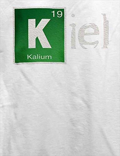 Kiel T-Shirt Weiß