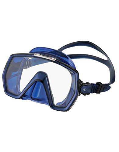 Tusa Freedom HD - tauchmaske schnorchelmaske erwachsene profi silikon (M-1001)