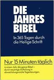 Jahresbibel
