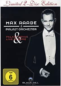 Max Raabe - Palast Revue / Live in Rome [Limited Special Edition] [2 DVDs]