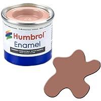 AB Gee Humbrol - Pintura de Esmalte #113 Rust, 14 ml