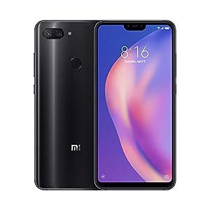 """Xiaomi Mi 8 Lite - Telèfon intel ligent Dual SIM 06:26"""" nontch FHD + (SnapDragon 660, RAM 6 GB, memòria 128 GBGBcàmera de 24 MP, Android 8.1) color Negre"""