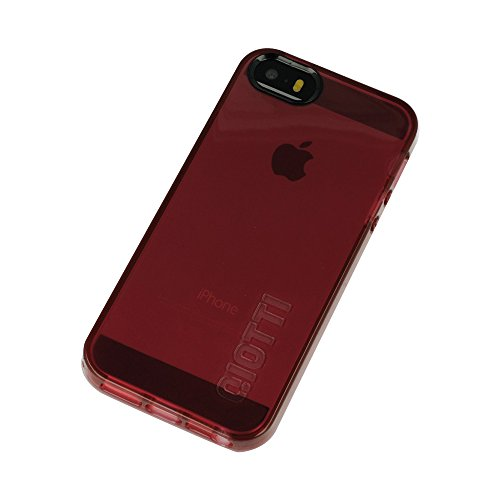 QIOTTI QX-C-0160-23-IP5S Q.Snap Elastic Schutzhülle für Apple iPhone 5/5S lila Apple Iphone Snap Lila
