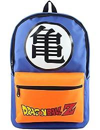 e64fd1ce66 Dragon Ball Kids School Backpack Lightweight Daypacks Unisex Casual Backpack  Canvas Bag