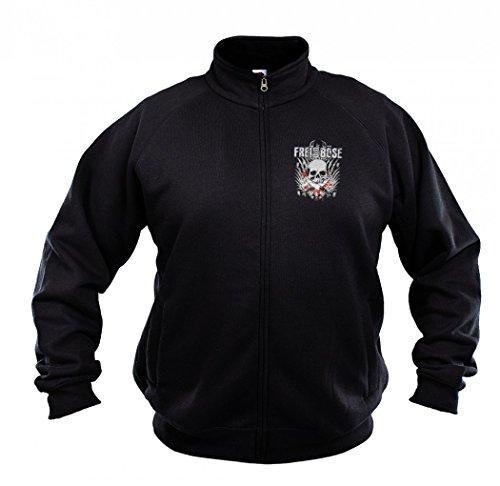 Wotan Textil -  Giacca sportiva - Uomo nero XL