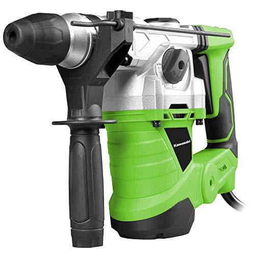Kawasaki SDS Plus Bohrhammer K-EHD 1500-2 Meißelhammer Stemmhammer Bohrer Beton