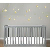Suchergebnis Auf Amazon De Fur Wandtattoo Babyzimmer Gold Baby