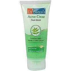 Dr Batras Face Wash Acne Clear, 50g