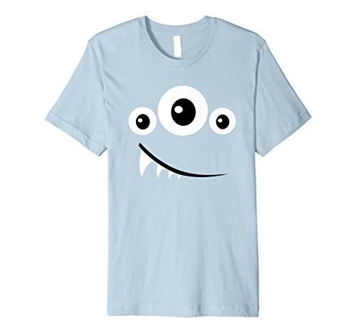 Funny Scary Monster Kostüm Halloween Shirt Kinder Herren Frauen