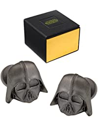 Gemelli Star Wars Darth Vader 3D nero Imperial logo dorso in confezione regalo