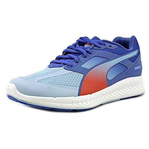 Puma Ignite women Running Shoes Fitness Jogging 188077 01 grey pink