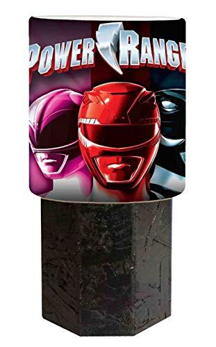 Abat jour nero Power Rangers