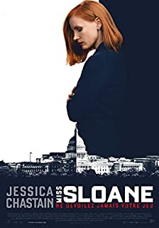Miss Sloane [Blu-ray + Digital HD] [Import italien] (B06Y49JT83) | Amazon Products