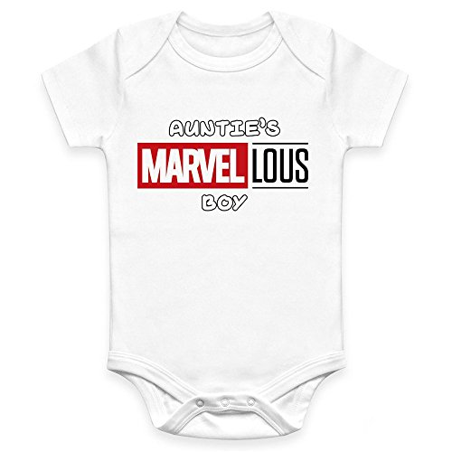 Who Needs Superheroes When I Have my Auntie Baby Vest Bodysuit Baby Grow
