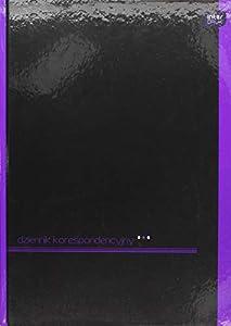 Interdruk DZKORA4288 - Cuaderno de correspondencia (Tapa Dura, A4, 288), Multicolor