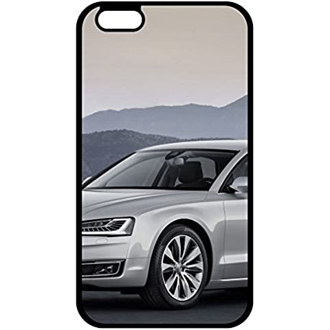 Custom Personalized 2014 Audi A8 L Cover Hard Plastic Cover iphone 7 caso case