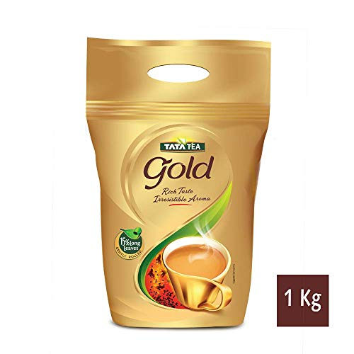 Tata Tea Gold - 1000 Gms (From India)