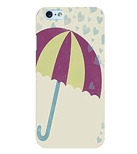 Citydreamz Umbrella/Rain Hard Polycarbonate Designer Back Case Cover For Apple Iphone 6 Plus/6S Plus