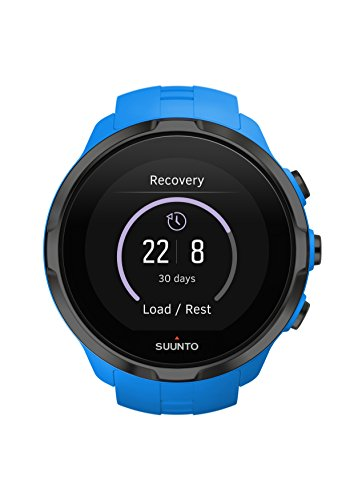 Suunto Spartan Sport Wrist HR Watch (Blue)