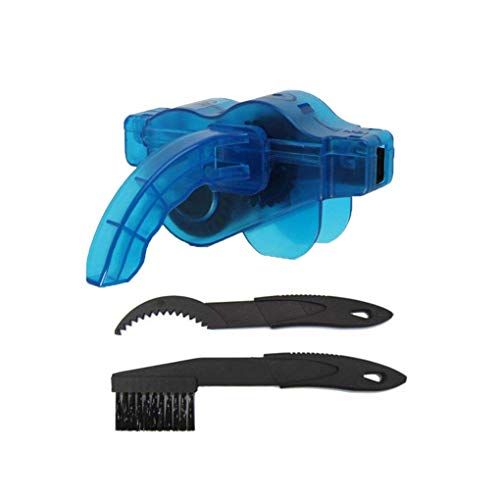 Regard Natral Chain 3pcs / Set Bicycle Cleaner Cleaner Mountain Bike Brushes Cleaning Set Cycle Cleaning Tools Kit Bicycle Repair Tools