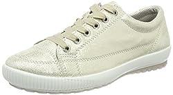 Legero Tanaro, Damen Low-top Sneaker, Beige (linen), 41.5 EU  (7.5 UK)