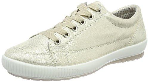 Legero Tanaro, Damen Low-top Sneaker, Beige (linen), 42 EU  (8 UK)