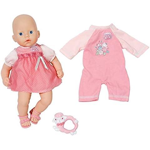 My First Baby Annabell 794333 muñeca - muñecas (Chica, Multi, Vestido para muñecas, Rattle, Romper suit, Zapatos, Femenino,