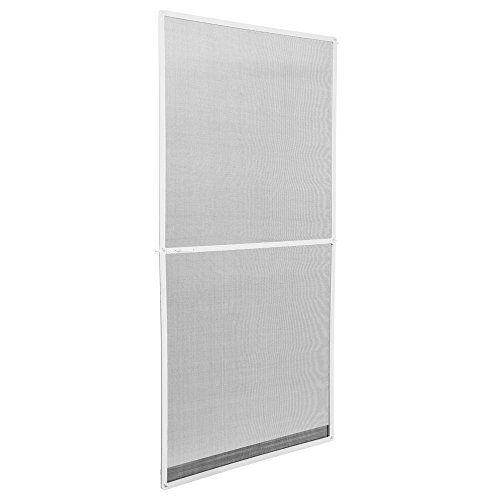 tectake-mosquito-insect-net-mesh-guard-for-doors-with-aluminium-frame-95x210cm