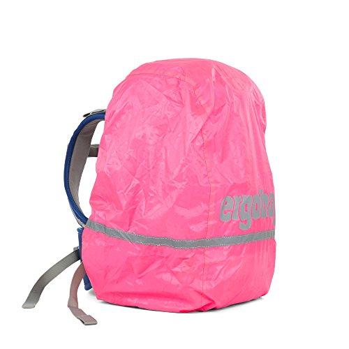 ERGOBAG Kinder-Rucksack, Pink Glow