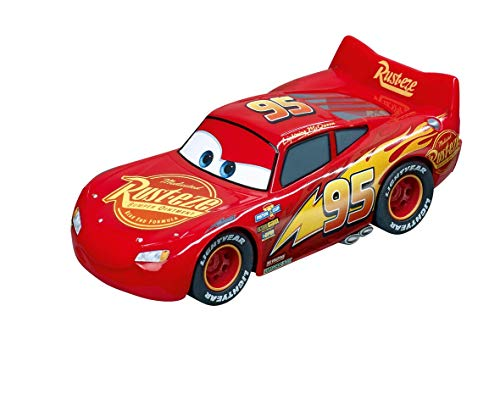 Carrera Go!!! Disney Cars Lightning McQueen 20064082 Autorennbahn Set