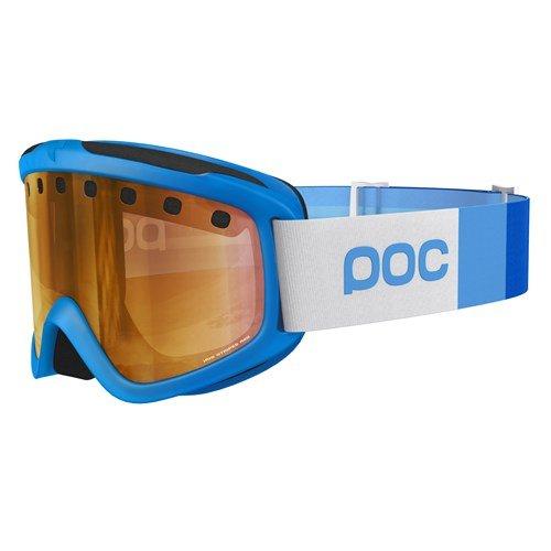 POC Skibrille Iris Stripes, 40042, Terbium Blue,  Small (Herstellergröße:S )