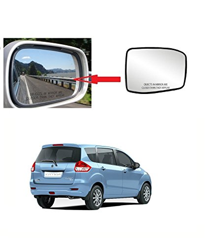 Carsaaz Right Side Sub-Mirror Plate for Maruti Suzuki Ertiga