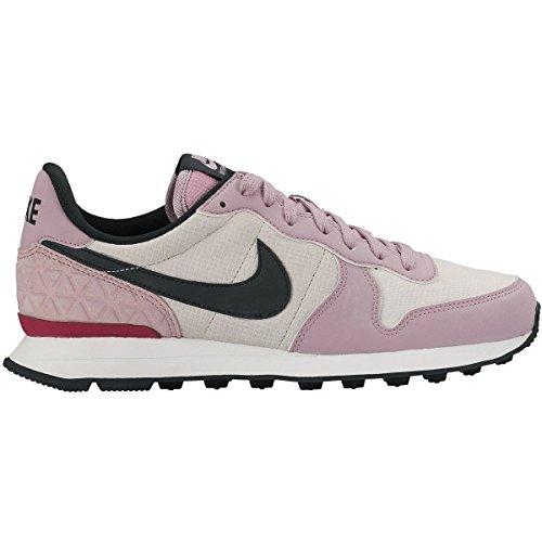 Nike Internationalist Premium, Damen Sneaker (828404 - 00) Light Bone/Plum Fog/Summit White/Black