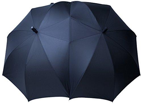 Paraguas doble para enamorados 02