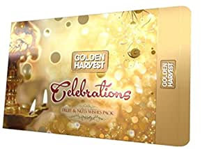 Golden Harvest Dry Fruits And Nuts 400 Grams Gift Pack