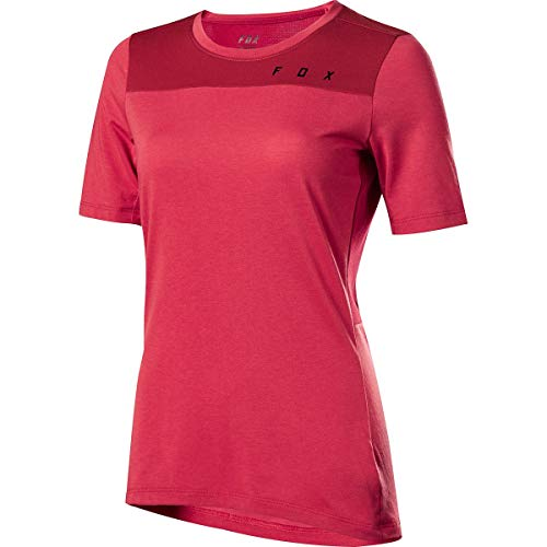Fox Jersey Lady Ranger Dr Rio Red L -