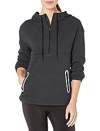 Amazon Essentials Damen athletic-hoodies Fleece Lined Pullover Hoodie Anorak